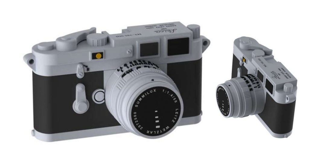 3D camera USB flash drive promotional gift UP13