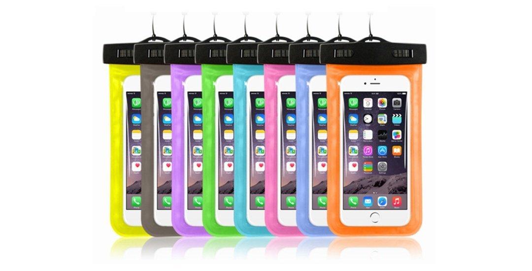 Universal Waterproof Bags Underwater Phone Case For iPhone Samsung Huawei